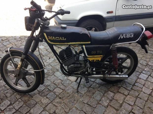 Macal TR 50 - Sachs