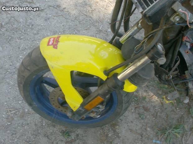scooter aprilia peças