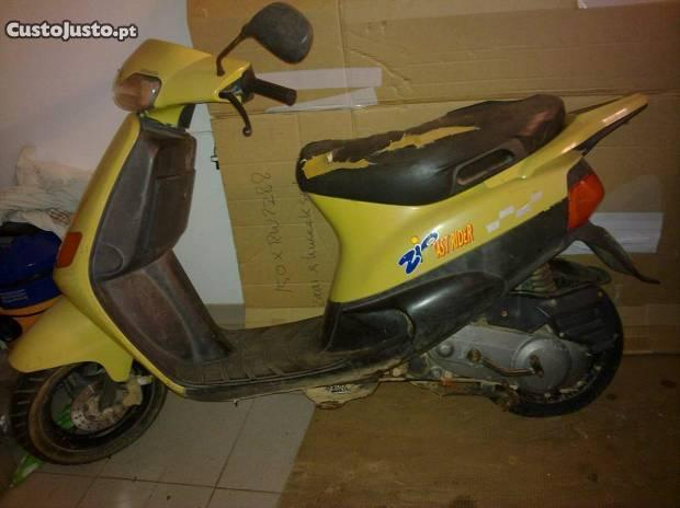 Piaggio Zip Fast Rider ( Completa Para Peças )
