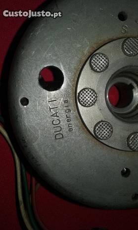 parte elétrica ducati