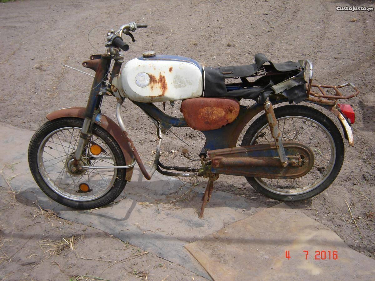 Motorizada Macal M50