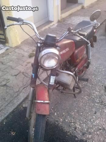 Motorizada Macal 2100 Turismo