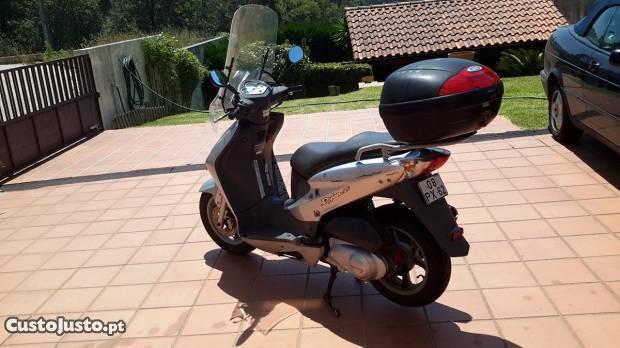 Scooter Honda 125