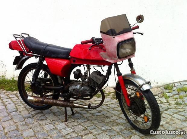 Casal K601 Com Docs 1979 Negociavel