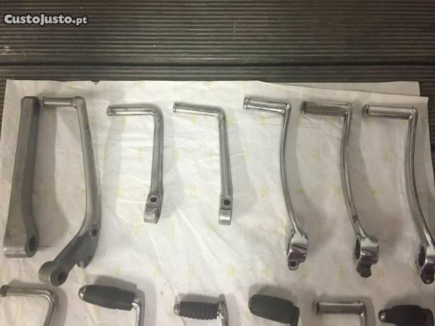 Pedal mudanças motas antigas sachs Puch mobilete