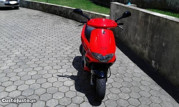 Gilera Runner Toda Pintada / Motor Revisto