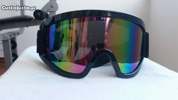 Oculos de moto/motocross