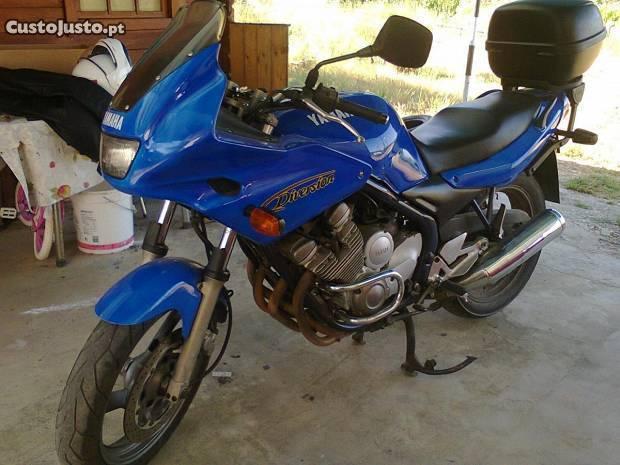 Yamaha Diversion XJ 600S