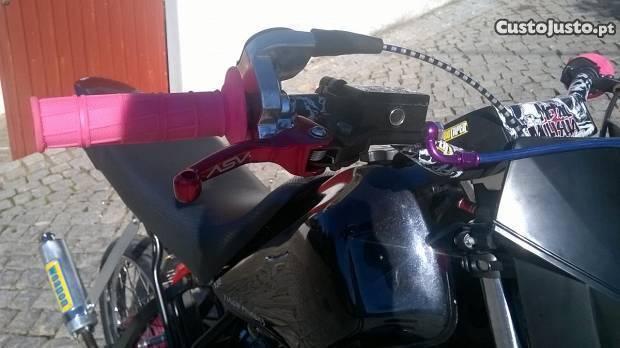 Yamaha DT LC (ler descrição)