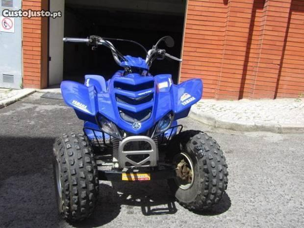 Moto 4 Yamaha 80cc Raptor