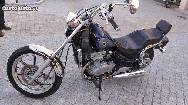 Kawasaki EN 500 Vulcan EN500