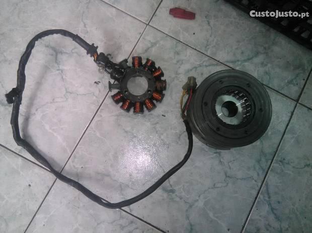 Electrica completa Husqvarna 610 TE