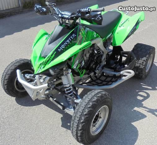 Moto4 Kawasaki KFX 450 (2010)