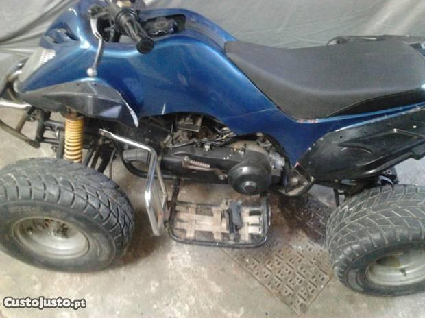 Moto4 125cc