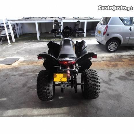 Moto4 250cc