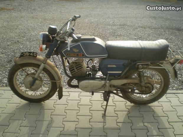 Moto Casal K270 de 1978