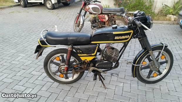 Macal tr 50 motor sachs v5