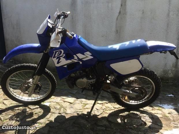 Dtr 125 cc 16.9 kW