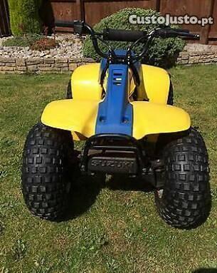 mini moto4 50