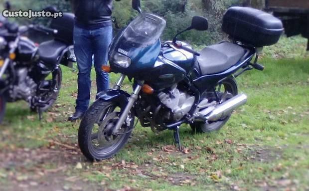 Yamaha XJ 600s Diversion