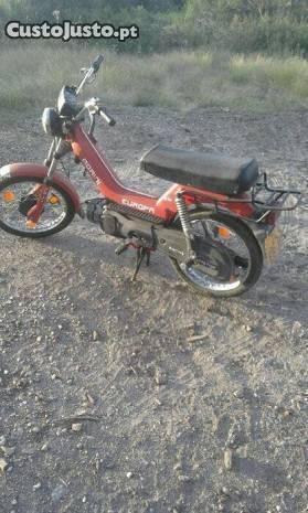 Motorizada moringo