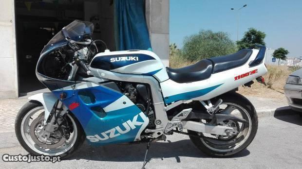 Gsxr 1100 - 1993