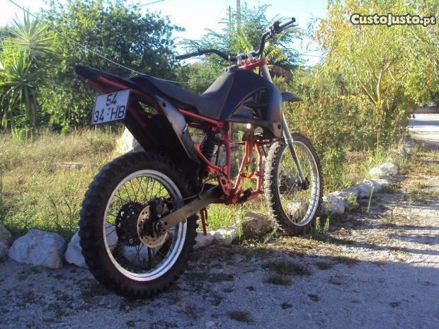 Montagem gilera rk 50 cc