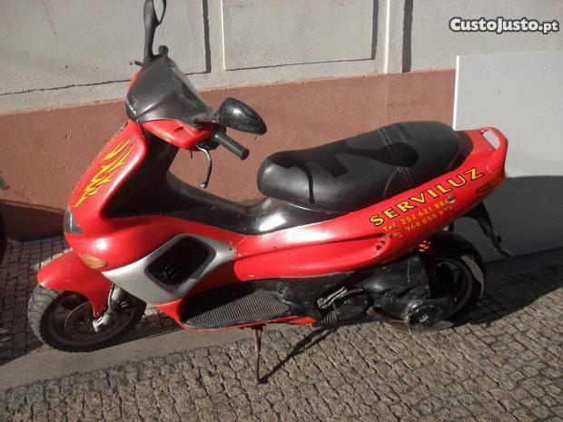 Moto clássica