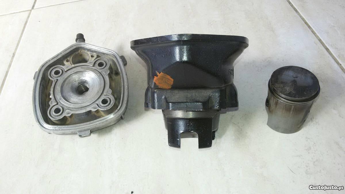Kit cilindro usado 39.5mm gilera piaggio