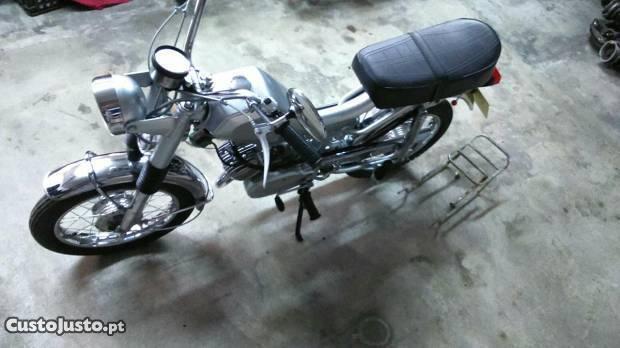 A mota foi restaurada ao promonor