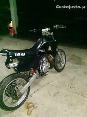Yamaha dtr 125 11 kw 4bl sm