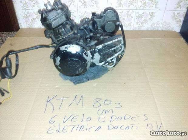 motor ktm 80cm3