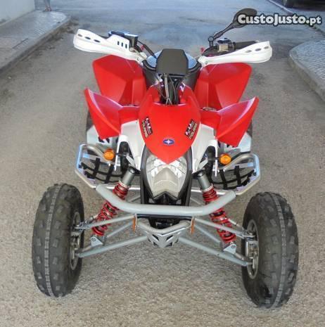 Moto4 Polaris Outlaw 525 (11/2010)