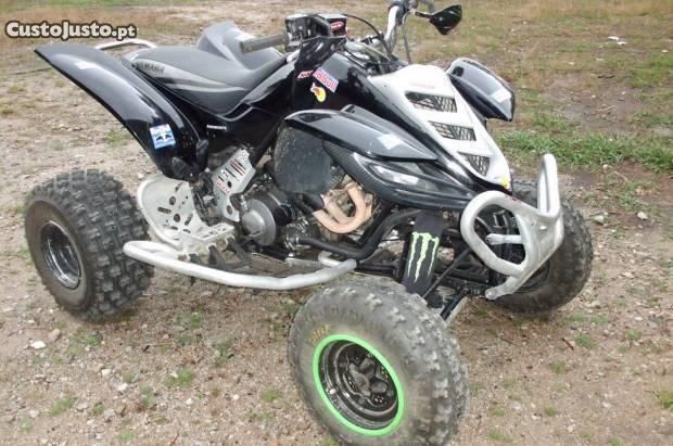 Yamaha Moto4 Raptor 660 sem matricula