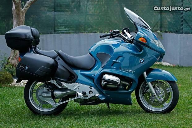 BMW R 1150 Rt Igual a Nova Aceito Retomas