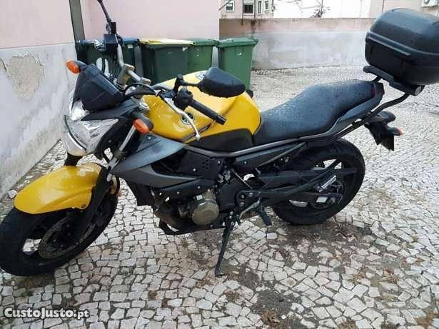 Yamaha XJ6N 2009