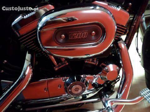Harley Davidson XL 1200 CUSTOM