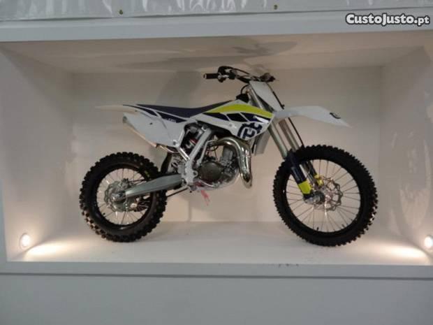 husqvarna tc 65 modelo 2017 retomo moto/moto 4
