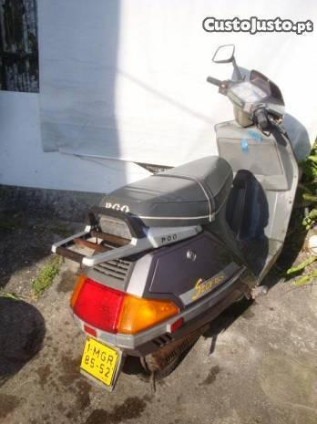 scooter PGO star 50 TPanda