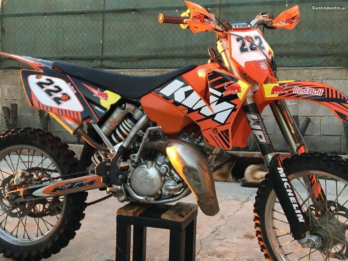Ktm 200 sx 2006