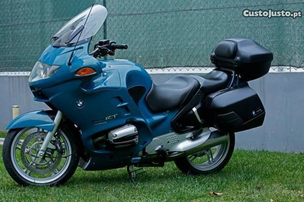 BMW R1150 RT Igual a Nova Aceito Retomas