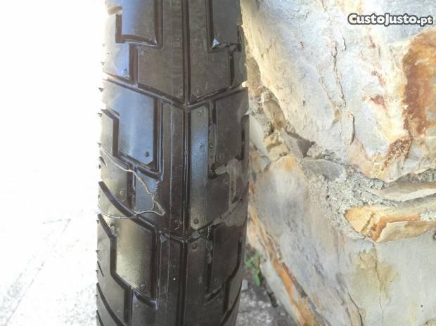 Jante mais pneu supermotard (novo) ARROWMAX