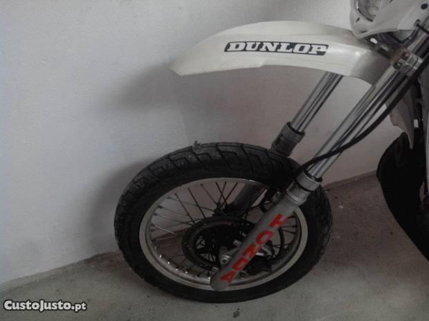 Honda crm 125cc