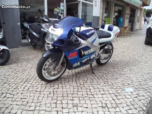 mota usada Suzuki Gsxr 600