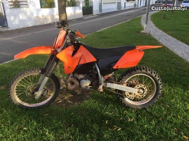 KTM 380 2 Tempos