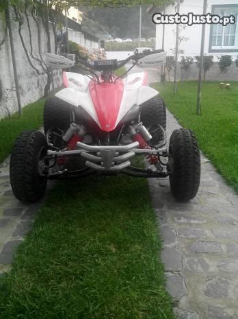 Moto4 Yamaha yfz 450