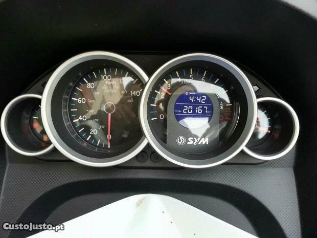 Sym GTS 125 i 2013