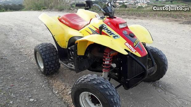 Moto4 Polaris Sport 400 2T