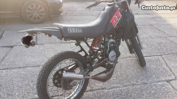 yamaha dt 125 lc ypvs com kit para 170 cc