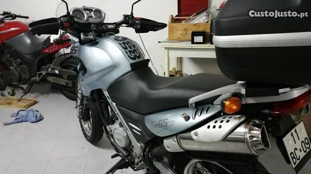 f 650 gs de 2006